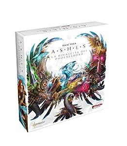 Asterion 8780-Juegos Ashes Color la Rinascita dei phoenixborn