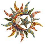 Deco 79 Metal Sun Wall Decor, 25-Inch - Best Reviews Guide