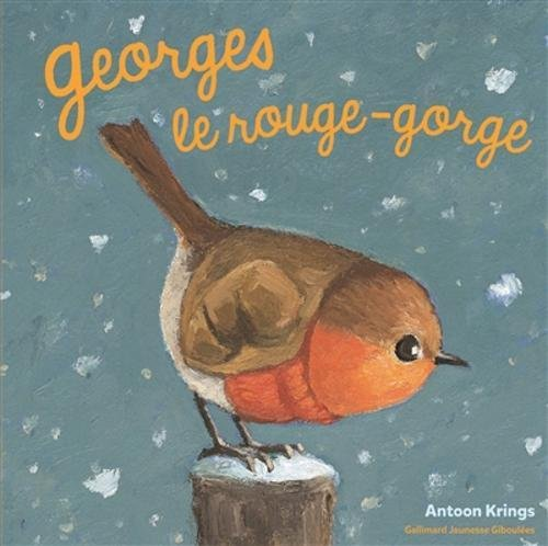 Georges le rouge-gorg