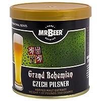 Grand tchèque de bohème pilsner-a typiquement lumineux Golden Pilsner brassée en utilisant Premium Malt pâle et un arôme épicé saaz HOP.
