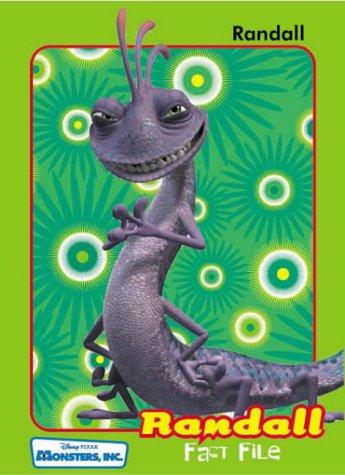 Monsters Inc: Fact File: Randall (Disney: Film & (Randall Aus Inc Monster)