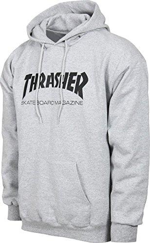 Generic THRASHER HOODIE SKATER MAGAZINE SKATE SKATEBOARD MAG CLOTHING HOODY (m)