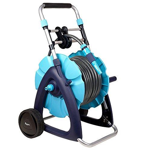 Preisvergleich Produktbild Flopro 70300455 Schlauch und Warenkorb System 30 m,  blau,  40, 5 x 40, 5 x 7, 6 cm
