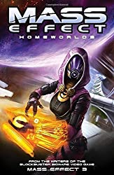 Mass Effect Volume 4: Homeworlds (Mass Effect (Paperback)) by Mac Walters (2012-11-06)