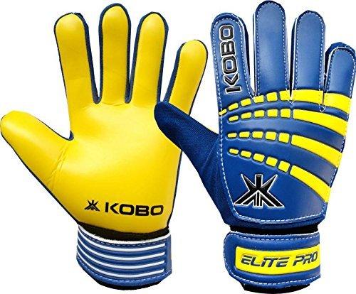 Kobo 2335ELITEPRO8 Goal Keeper Gloves, Size 8