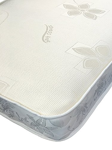 3ft 190 x 90 x 17 (CM) Budget Memory Foam Spring Mattress