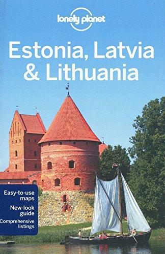 Estonia, Latvia & Lithuania (Travel Guide)