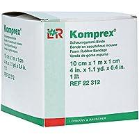 KOMPREX Schaumgummi Binde 1mx10cm St.1cm, 1 St preisvergleich bei billige-tabletten.eu