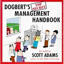 Dogbert Top Secret Mangmnt Handbook