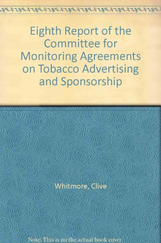 Free Eighth Report Of The Committee For Monitoring