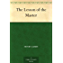 The Lesson of the Master (English Edition)