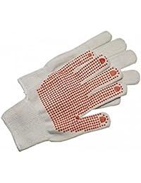 Yoko - Gants antidérapants (rouge) - unisexe