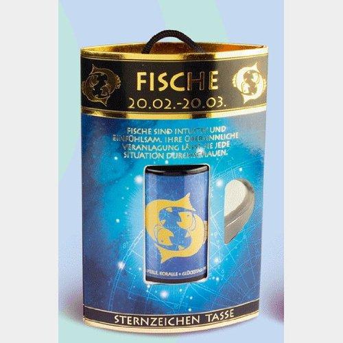 51PMaIS5j-L Sternzeichen Fische Kaffeetasse Becher Tasse