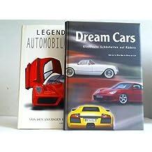 Legenden der Automobilgeschichte / Dream Cars. Klassische Schönheiten auf Rädern. 2 Bände