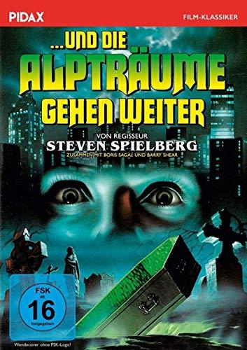 und die Alpträume gehen weiter (3 Gruselgeschichten von Steven Spielberg und Rod Serling)
