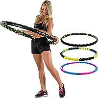 suchergebnis auf f r hula hoop reifen sport freizeit. Black Bedroom Furniture Sets. Home Design Ideas