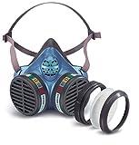 Notfallfluchtmaske ABEK1P3 für Gefahrguttransporte u.ä.