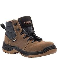 Paredes cm5048MA44Country II–Zapatos de trabajo O1talla 44MARRÓN