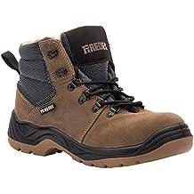 Paredes cm5048MA45Country II–Zapatos de trabajo O1talla 45MARRÓN