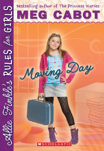 Moving Day (Allie Finkle's Rules for Girls)