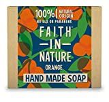 Faith in Nature Sapone all'Arancia - 100 G