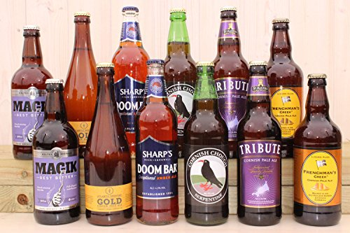 Cornwall Beer Special - Twelve Bottle Cornish Beer & Ale Hamper
