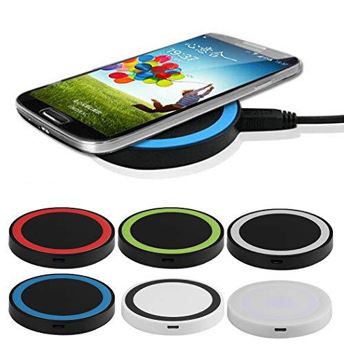Eroihe Drahtloses Ladegerät Telefon Kabelloses Ladegerät für Samsung Android
