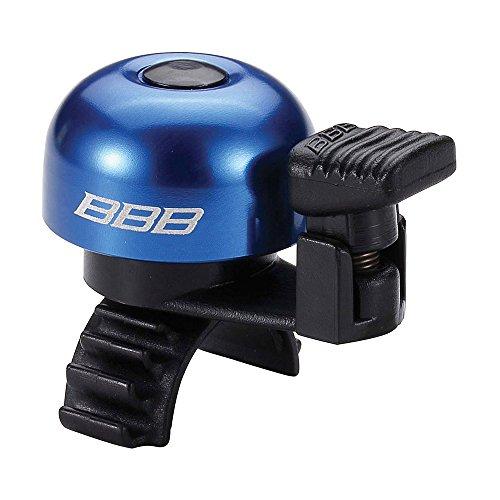 BBB Easyfit Bicycle Bell, Blue