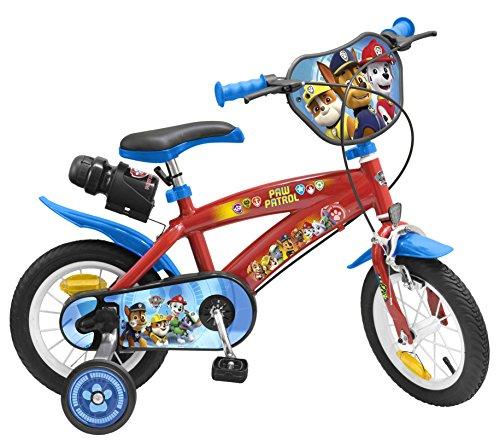 Toimsa 1272 - Bicicleta Patrulla Canina, 12'
