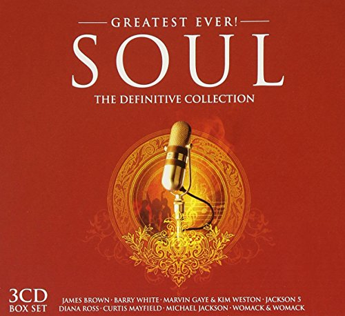 VA - Greatest Ever Soul  The Definitive Collection - (GTSTCD004) - BOXSET - 3CD - FLAC - 2006 - WRE Download