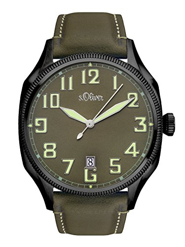 s.Oliver Time Men's Watch SO-3344-LQ