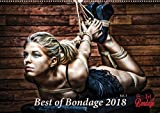 Best of Bondage 2018 - Fine Art of Bondage - Wall Calendar, Vol 1