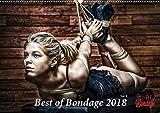 Best of Bondage 2018 - Fine Art of Bondage - Wall Calendar, Vol 1