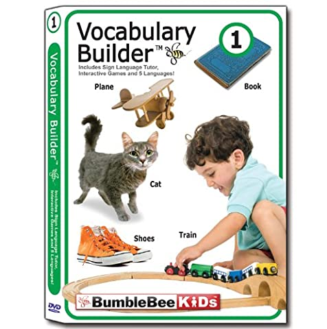 Bee Smart Baby Vocabulary Builder 1 [Import USA Zone 1]