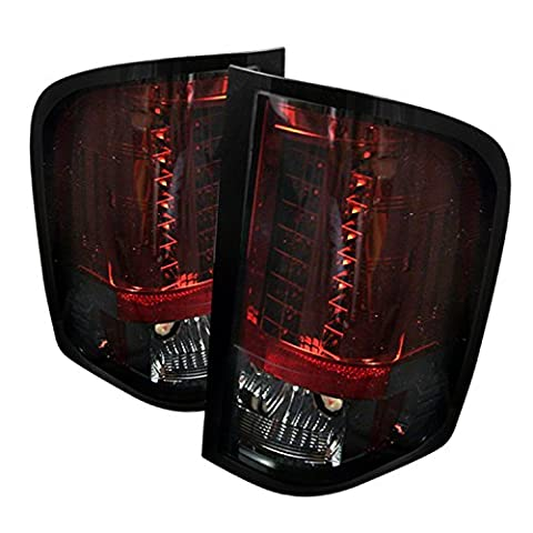 Spyder Auto ALT-YD-CS07-LED-RS Red Smoke LED Tail Light by Spyder Auto