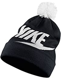 Nike , Bonnet , Femme Noir Noir