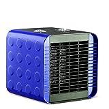PP Heizung Heizung - Portable Mini Home Office hochwertige Heizung Mute Energiespar Heizung (Größe: 18,5 cm X 18,5 cm X 18,5 cm) ^-^ (Farbe : B)
