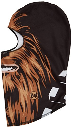 Buff Kinder Polar Balaclava Star Wars Schlauchtuch, Chewbacca Brown, One Size Star Wars Chewbacca Fleece