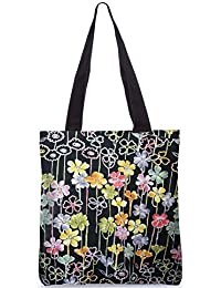 Snoogg Tote Bag 13.5 X 15 Inches Shopping Utility Tote Bag Made From Polyester Canvas - B01GCIMBVE