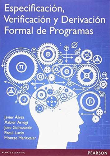 Especificación, verificación y derivación formal de programa