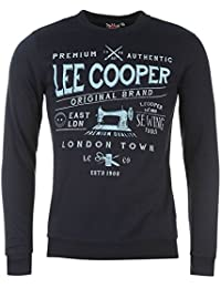 Pull Sweat Homme LEE COOPER (Taille Petit)