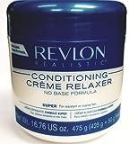 Best défrisant - Revlon Crème Défrisante pour Cheveux Résistants et Très Review