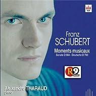 Schubert - Moments musicaux : Sonate D.664, Deutsche D.783