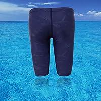 Anglayif[Matériau]: Tissu anti-chlore longue durée, haute élasticité et anti-oxydation efficace pour la peau, efficace, protection solaire plus sûre [Taille]:L longueur-40cm taille-64cm hauteur-160-170cmXL longueur-42cm taille-68cm hauteur-165-175cm2...