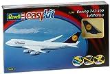 Revell Modellbausatz Flugzeug 1:288 - Boeing 747 'Lufthansa' easykit im