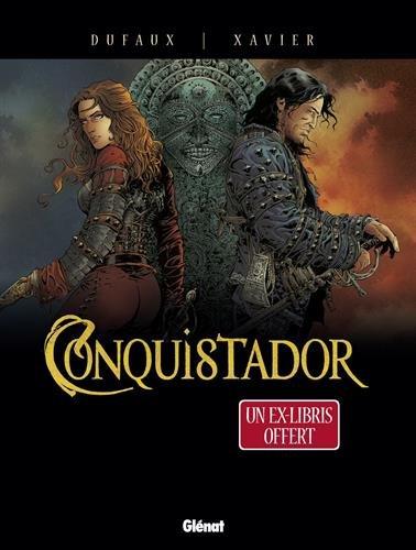 Conquistador T3 + T4 - Coffret 2015