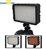 #3: Powerpak LED-322 A LED Dimmable Ultra High Powered Super Bright Photo LED Video Studio Lighting With Metal Hot Shoe mount for Canon, Nikon, Pentax, Panasonic,SONY, Samsung and Olympus Camera / Camcorder