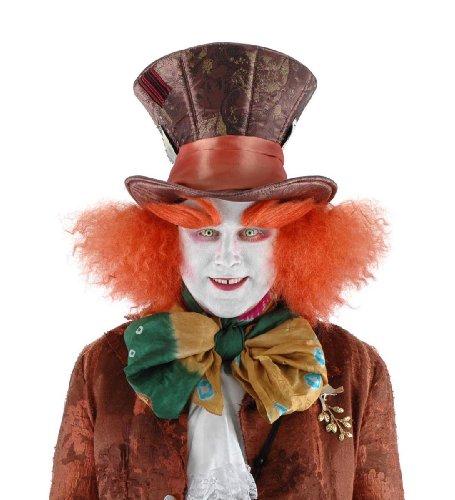 Madhatter Eyebrows Kostüm-Zusatz (Mad Hatter Kostüm Disney)