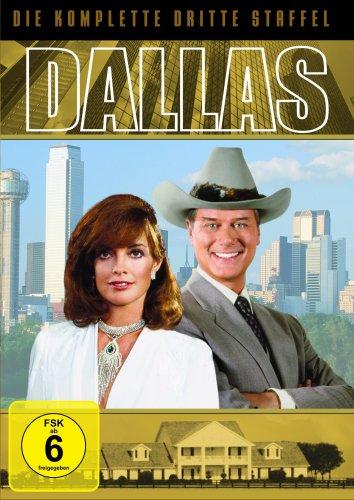 Dallas - Die komplette dritte Staffel [7 DVDs]