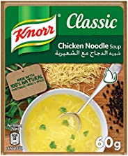 Knorr Packet Soup Chicken Noodle, 12 x 60 gm